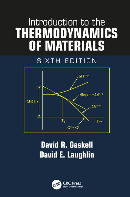 Introduction to the Thermodynamics of Materials