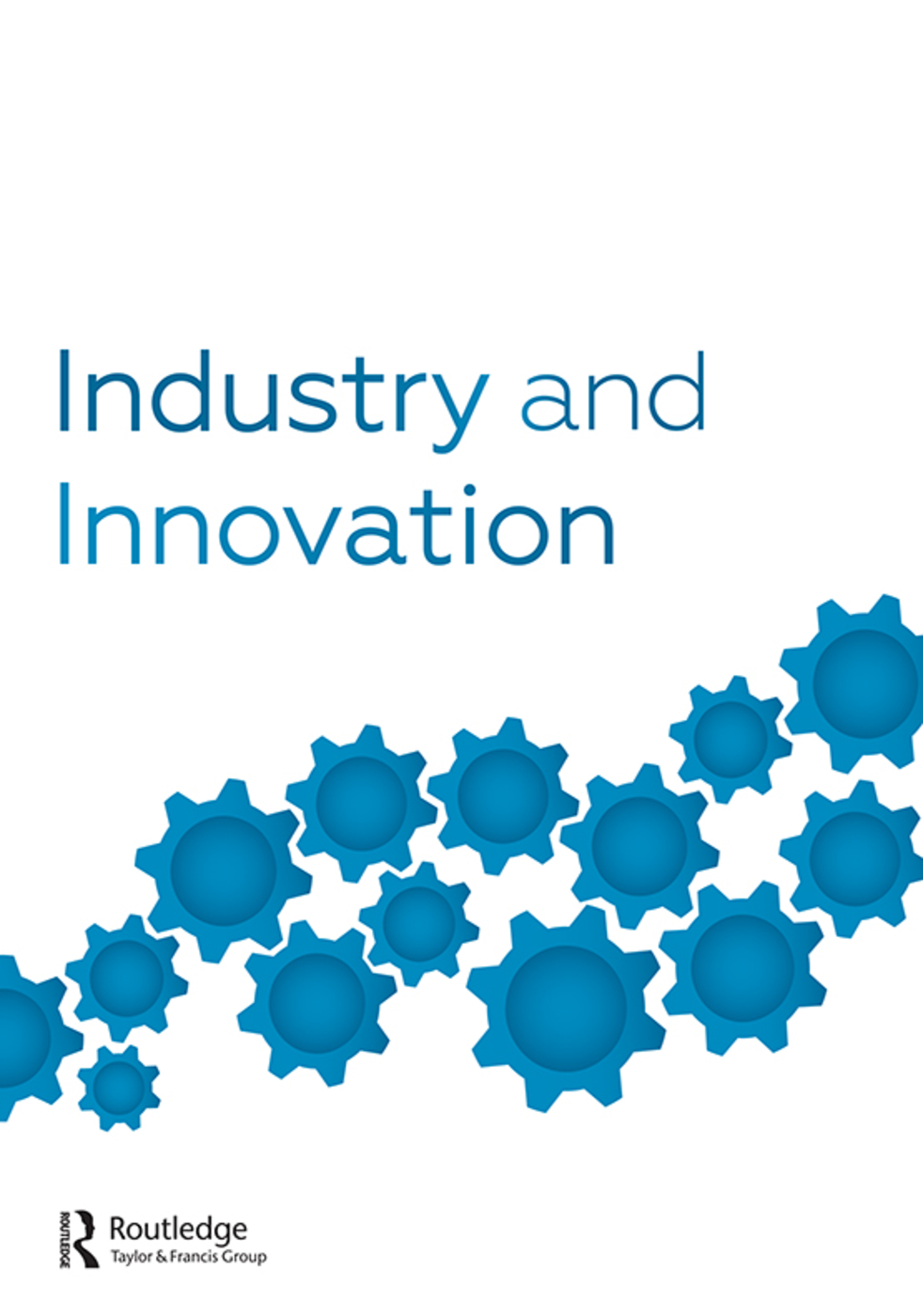 Industry and Innovation journal cover