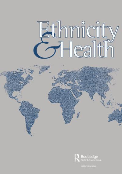 Ethnicity & Health cover