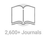 2,600+ Journals